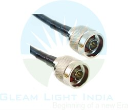 RF Cable Assemblies N Male To N Male In LMR 400