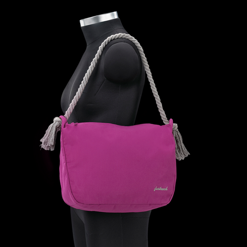 At102cpr02 Fastrack Women Purple Bags