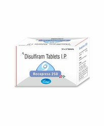 RECOPRESS 250 / Disulfiram Tablet