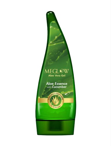 Meglow Aloe Vera Gel Packaging Size 100 G Leeford Healthcare Limited Id 21199125730