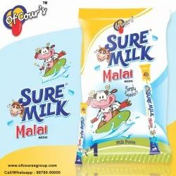 SURE MILK MALAI PKT