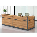 Reception Wooden Counter