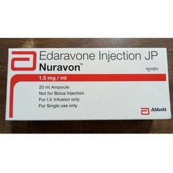 Edaravone Injection 1.5 Mg