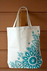 Cotton Wedding Favor Bag