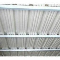 White PVC Roofing Sheet