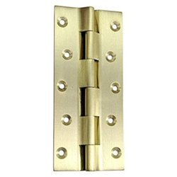 6inch x 2.60inch x 2mm Brass Railway Hinge