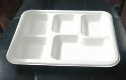 5cp P.P Meal Tray