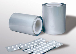 Child Resistant Blister Foil