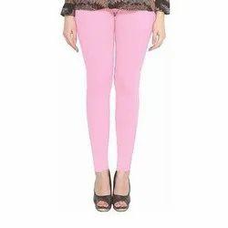 Cotton Straight Fit Fancy Churidar Leggings, Size: S-XXL