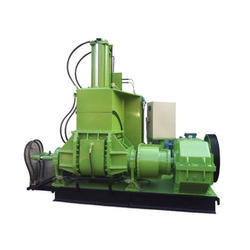 Rubber Mixer Kneader Machinery