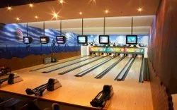 Bowling Alley Game