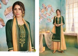 Kessi Fabric Poshak Vol-2 Unstitched Salwar Kameez
