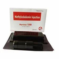 Methylcobalamin 1500 Mcg