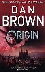 Origin Dan Brown Novel