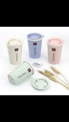 Wheat Straw Cups