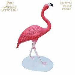 PP52 Fiberglass Bird Sculpture