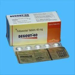 Febuxostat-40 Tablet