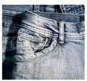 Slub Yarn Denims Jean
