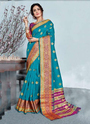 Casual Wear Silk Sarees