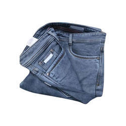 Blue Casual Wear Mens Casual Stretchable Denim Jeans, Waist Size: 28 To 34