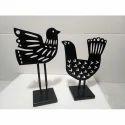Decorative Iron Birds