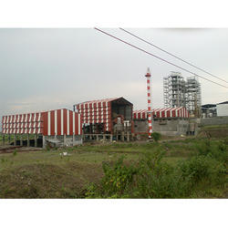 Molasses Based Distillery