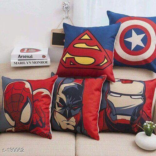Terrific Superhero Batman Case Room Sofa Home Decor Cushion Cover Evergreenethics Interior Chair Design Evergreenethicsorg