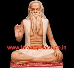 Sitting Human Marble Statue Making Service