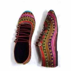 Daily Wear Jaipuri Ladies Shoes