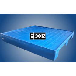 Ercon Blue Drum Pallets