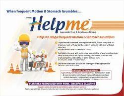 Loperamide 2 Mg & Simethicone 125 Mg