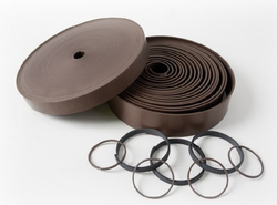 Bronze Filled PTFE Rings