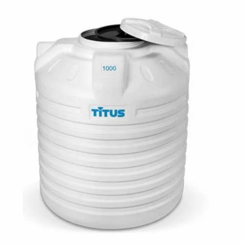 Titus 3 Layer Water Tank