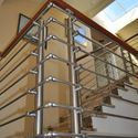 Decorative Stainless Steel Stair Railing