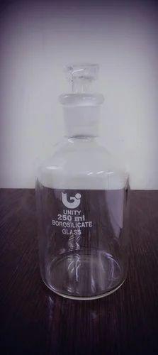 Glass Units - Reagent Glass Bottles Manufacturer from Vadodara