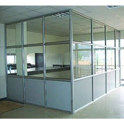 Aluminum Fabrication Glass Work