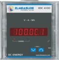 4 Channel DC Energy Meter