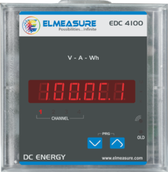 Elmeasure 4 Channel DC Energy Meter