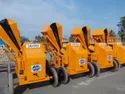 Diesel, Electrical Mobile Concrete Mixers