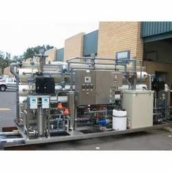 Industrial Dialysis Water Treatment Plant