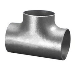 MS Pipe Fitting Tees