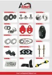 Rotavator Kit