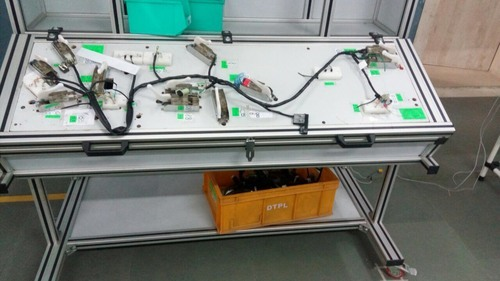 Wire harness test table at rs 200000 piece wire harness pneumatic wire harness test table greentooth Image collections