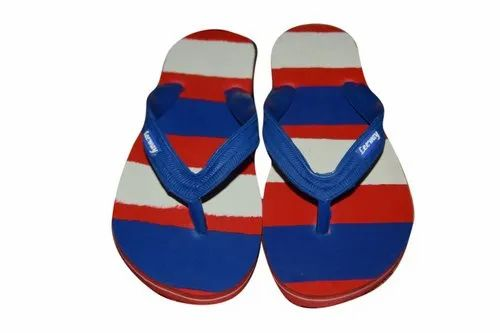7a1609055 Multicolor Men HAWAI CHAPPAL, Size: 6-9, Rs 65 /pair, Bagish ...