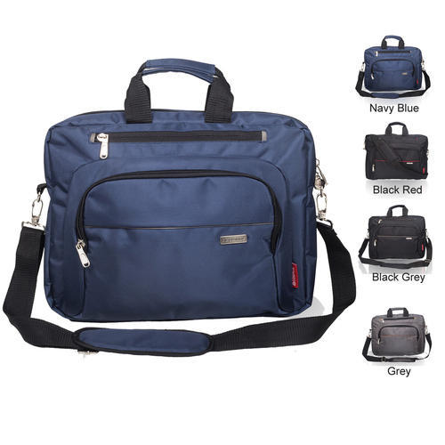 1e14f3234987 Polyester Mulit-Color Mini Office Premium Executive Laptop Bag Case ...