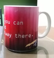 11 Oz Ceramic Mug Printing