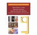 Touchless Acrylic Covid Key