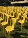 Plastic Chair Or Mandap Chair