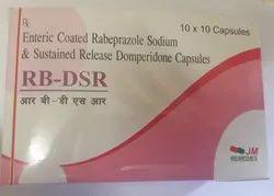 Rabeprazole Sodium & Sustained Released Domperidone Capsules