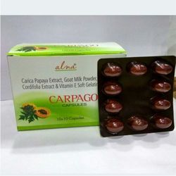 Capsules for Dengue and Viral Fever